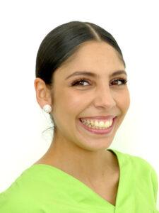 Sarah Omri Auszubildende
